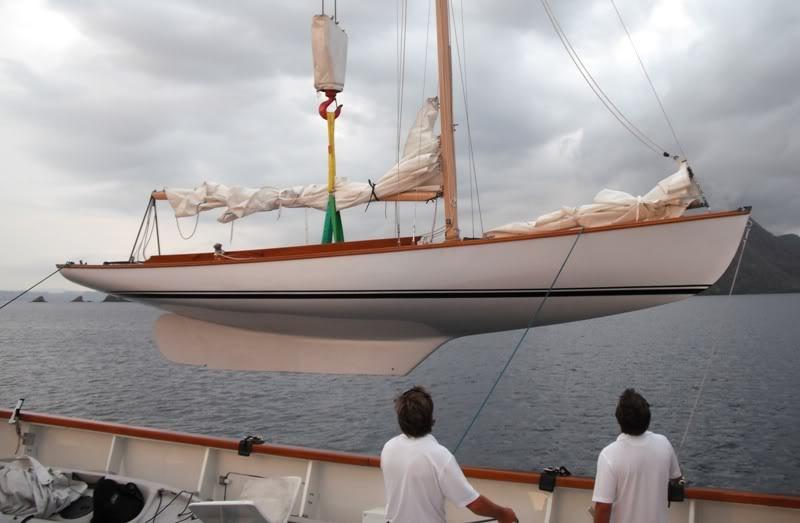 "L.F. Herreshoff ""Stuart Knockabout"" - Classic Sailboats"