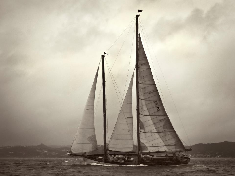 Category Archive For Burgess Schooner Classic Sailboats