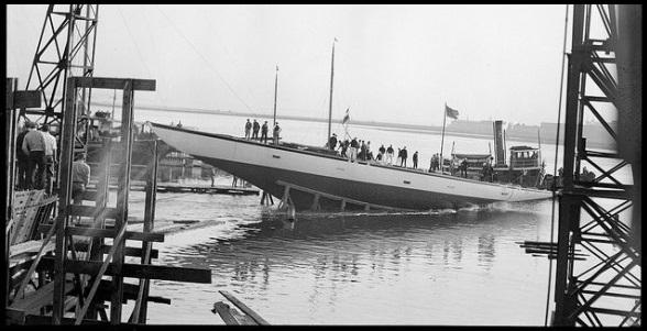 1939 Lawley and Sons Shipyard