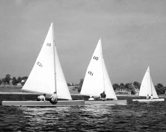 SAILBOAT OF THE MONTH - Classic Sailboats