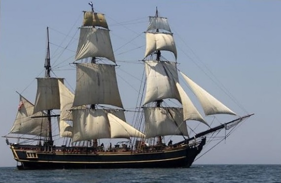 Acadia Insurance Co. is Suing The Owner of the HMS Bounty ...
