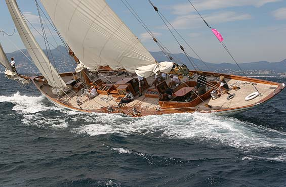 William Fife Eilean Classic Sailboats