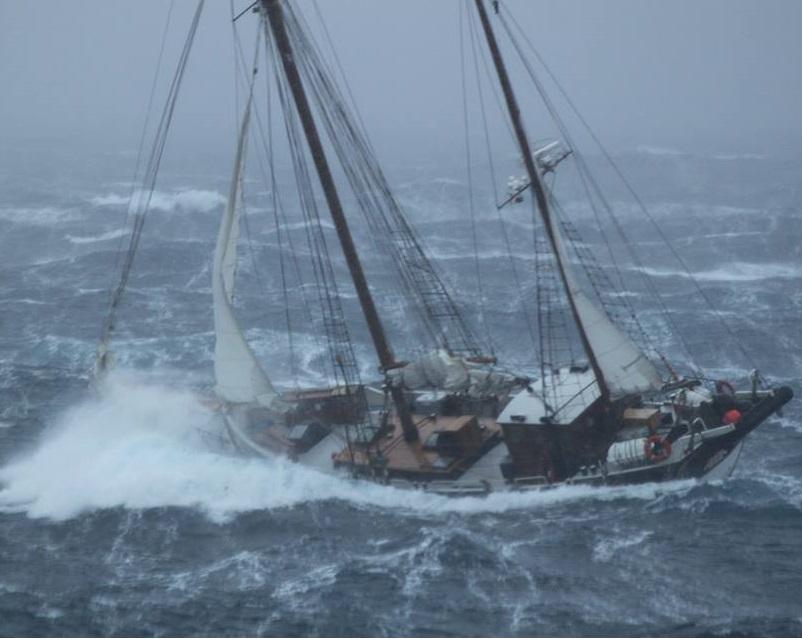 Norway Coast Guard Classic Sailboats