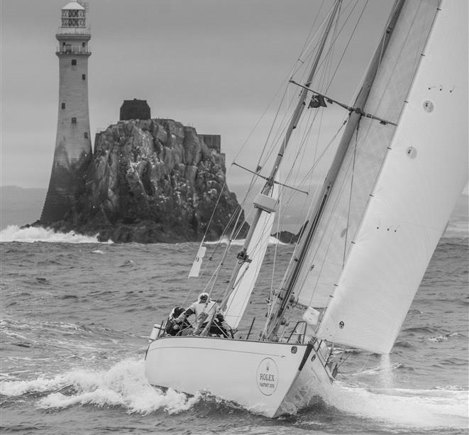 2015 Rolex Fastnet Race (Photo Credit: Rolex / Daniel Forster)
