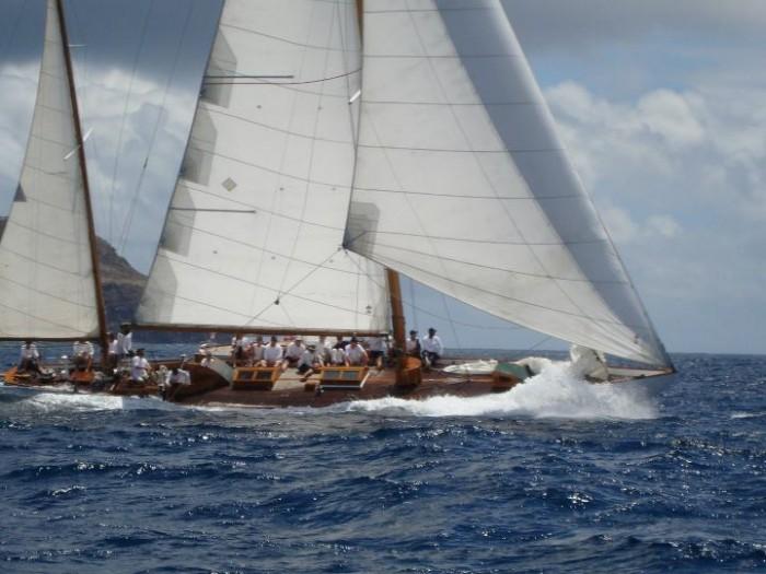 Grenada Sailing Week - Galatea, Lily Maid, The Blue Peter & Chance
