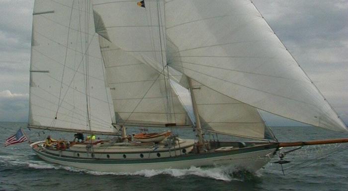 Martha Schooner 0 Classic Sailboats