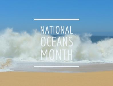 National Oceans Month