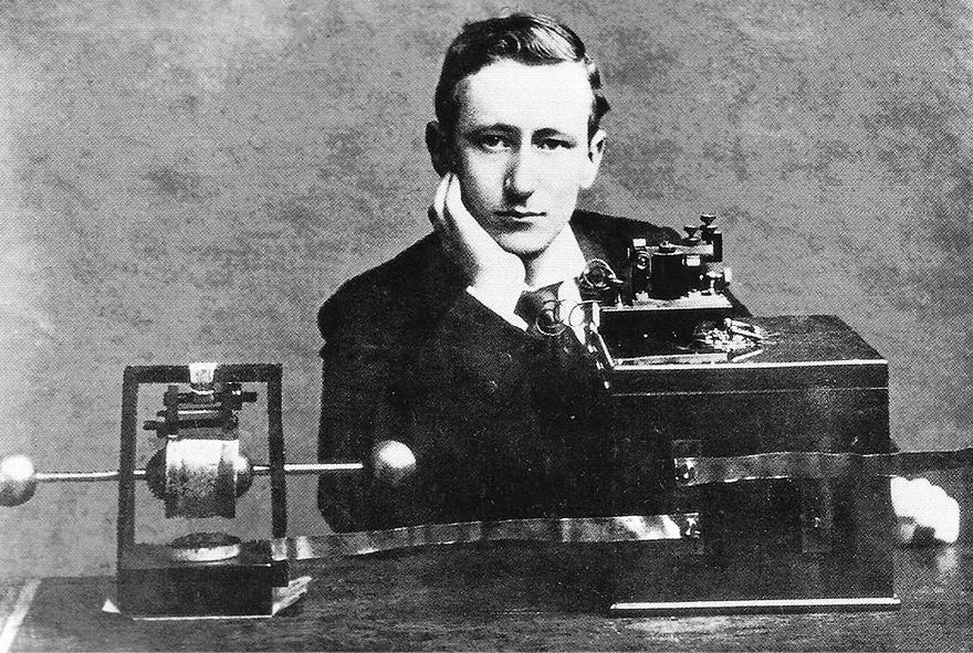 Marconi net worth salary