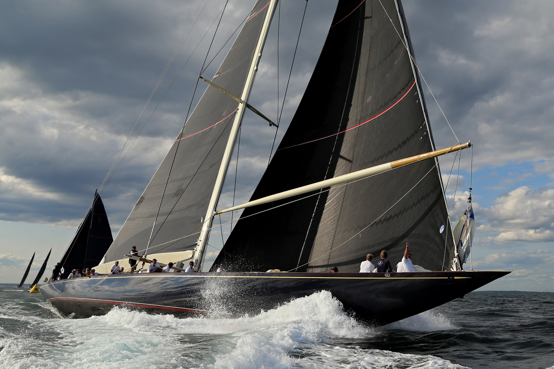 J Class Worlds - Photo Credit: George Bekris Photography